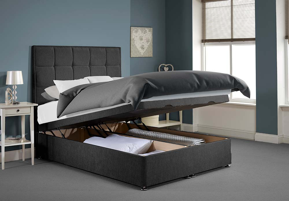 Next Divan Ottomans beds Appian bed